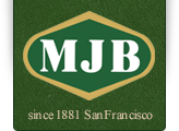 MJB Since 1881 SanFrancisco